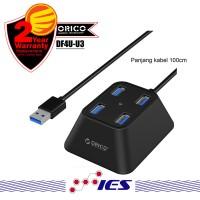 USB Hub 4 Port ORICO DF4U-U3 Ultra Mini USB 3.0