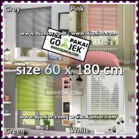 KRIS - VENETIAN ROLLER BLIND 60 x 180 cm / 60x180cm / 60x180 cm TIRAI
