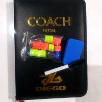 Papan Strategi Futsal / Futsal Tactical Board BOUNCE