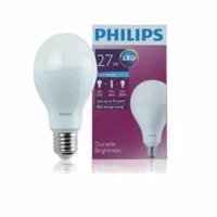 Lampu bohlam LED Philips phillips 27w 27watt 27 w watt putih