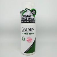 Face Wash - Gatsby - Facial Micro Foam Oil Pro-Tech 110ml