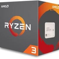 AMD AM4 R3-1200 BOX (Non Graphics)