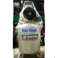 Kompresor Oiless Silent SWAN DR-175-30 Pompa Angin 1 PK HP Original
