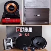 PROMO SERU PAKET AUDIO CARMAN FREE SPEAKER