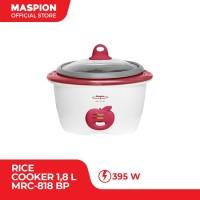Maspion Rice Cooker MRC - 818 BP