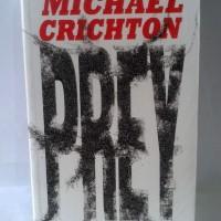 Novel Prey (Mangsa) - Michael Crichton