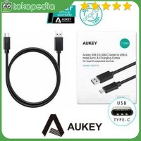 Aukey USB 3.0 To USB Type C Cable / Kabel Charger data - 90 CM- -H432
