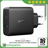 Aukey PA-Y10 Amp USB-C Wall Charger Power Delivery 3.0 -H428