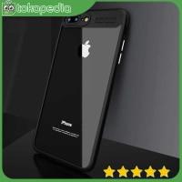 Autofocus Acrylic Clear Case / Casing For Iphone/Xiaomi/Oppo/Sa -H434