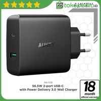Aukey PA-Y10 Amp USB-C Wall Charger Power Delivery 3.0 -H429