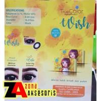 Harga minus 0 50 softlens wish black super big eyes 16mm bpom kemenkes | antitipu.com