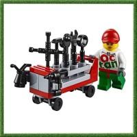 Lego City 4 x 4 Off Roader - 60115 - Multi Warna