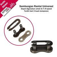 Sambungan Rantai Sepeda Chain Join Rante Universal