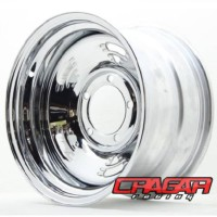Velg mobil racing REBEL HSR R15X10 H5X139,7 ET0 CHROME