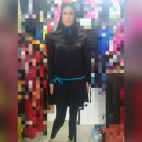 baju renang muslim remaja/dewasa/syar'i