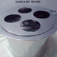 Harga dandang thaitea 4 lubang stok | Pembandingharga.com