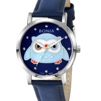 JAM TANGAN WANITA BONIA BNB10506-2387 SILVER BLUE ORIGINAL MURAH
