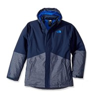 Jaket The North Face Boundary Triclimate Boys Jacket Cosmic -