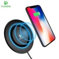 Floveme Qi Wireless Charger XYS-W1 - Hitam