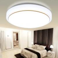 Lampu LED Plafon Modern - Putih - 36W / 40cm