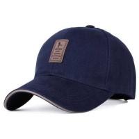Topi Baseball Golf Logo Ediko Sport Fashion - Biru Navy