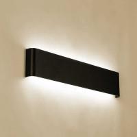 Lampu Hias Dinding LED Minimalis Aluminium 12W - White