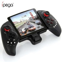 Ipega Bluetooth Gamepad for Smartphone and Tablet - PG-9023 - Hitam