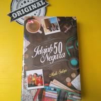 Jelajah 50 Negara by Muti Sutojo