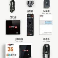 Evpad 3s Android TV Box 6K 8 Core Ram 2GB Rom 8GB Dolb AC3 & DTS