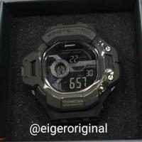 New Jam Tangan Eiger Original N830 Hijau Army Murah Produk Laris