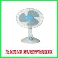 Okayama OK-1225 Kipas Angin Desk Fan / Wall Fan 12 Inch