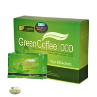 LEPTIN GREEN COFFEE / kopi diet pelangsing original / coffe leptin