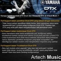 HOT PROMO DRUM ELEKTRIK YAMAHA DTX522 / DTX522K / DTX 522 / DTX 522K