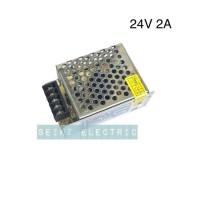 PREMIUM PROMO Seinz Power Supply 24V 2A trafo adaptor powersupply