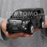 Toyota Alphard Vellfire L Tomtomo Mobil Mobilan Miniatur Diecast Besi
