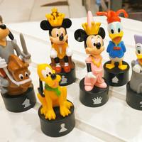 Action Figure Disney Mickey Minnie Mouse Donald Daisy Pluto Goofy Gufi