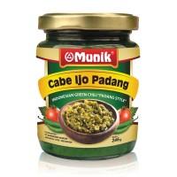 Sambal Cabe Ijo Padang Munik 245 gram dan 1000 gram RT5049