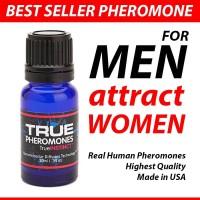 TRUE INSTINCT Unscented by TRUE Pheromones for MEN made in USA
