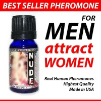 NUDE ALPHA Unscented by Liquid Alchemy Labs Pheromone for MEN
