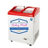 Friser Kaca Pembeku Maspion Freezer Uchida 100 Liter UFH-100C