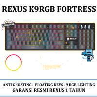 Harga Keyboard Rexus K9 Travelbon.com