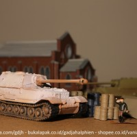 WTM 1/144 - Elefant - World tank museum 1 by Takara-Kaiyodo