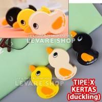 Tipe X Kertas - Tip-X Motif Karakter Anak Itik Bebek Duckling Lucu