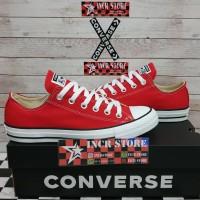 Sepatu Converse Chuck Taylor All Star Classic Cvs Ox Red Original c5591d7986