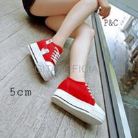 Harga sneakers murah sepatu sneaker cewek baymax high merah tanah abang   Pembandingharga.com