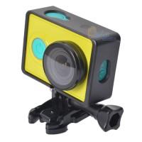 Xiaomi Yi Bumper Case   UV Filter lens Cover Protector