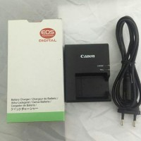 Charger Canon LC-E8E untuk Baterai LP-8E | 500D, 550D, 600D, 650D 700D