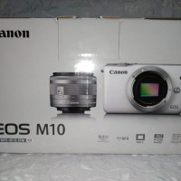 Canon EOS M10 EF-16-45 IS STM kit