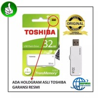 Toshiba Yamabiko U203 32GB 32 GB Original Garansi Resmi