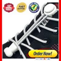 TALI SEPATU pull & lock - tali sepatu tanpa ikat / no tie shoelace /
